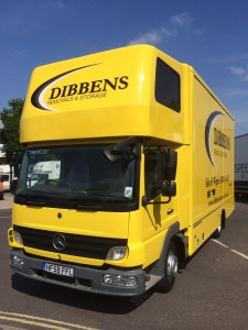 Dibbens 7.5ton 3 Container Lorry